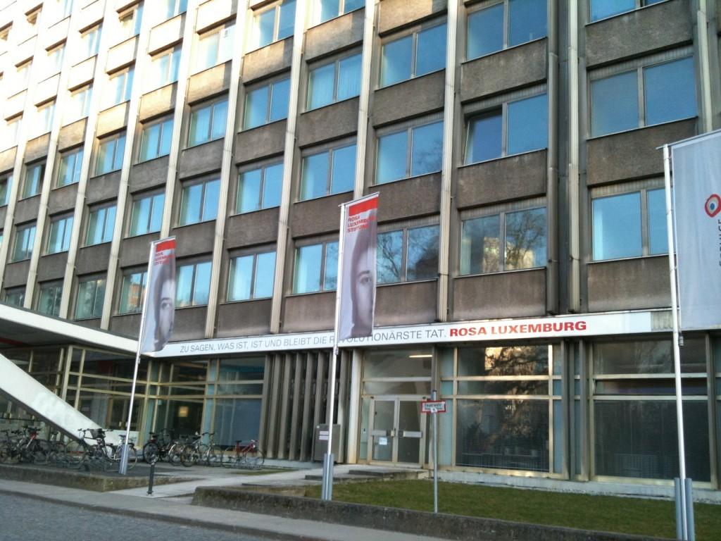 Fondation Rosa Luxemburg, Berlin, 4 mars 2011