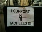 I support Tacheles ! Berlin, 4 mars 2011