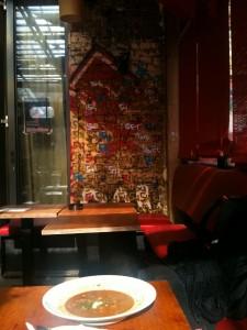 Gulashsuppe au Studio 54 (Tacheles)