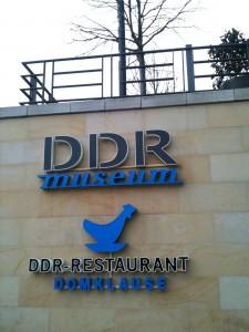 Restaurant du Musée de la RDA