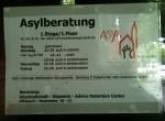 Aide aux demandeurs d'asile. Permanences