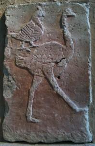"""Exposition """"Les dieux sauvés de Tell Halaf"""". Pargamonmuseum Berin. Bas reliefs"""