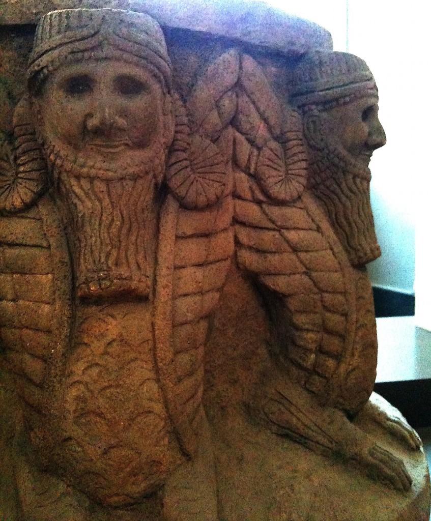 """Exposition """"Les dieux sauvés de Tell Halaf"""" Pergamonmuseum Berlin"""