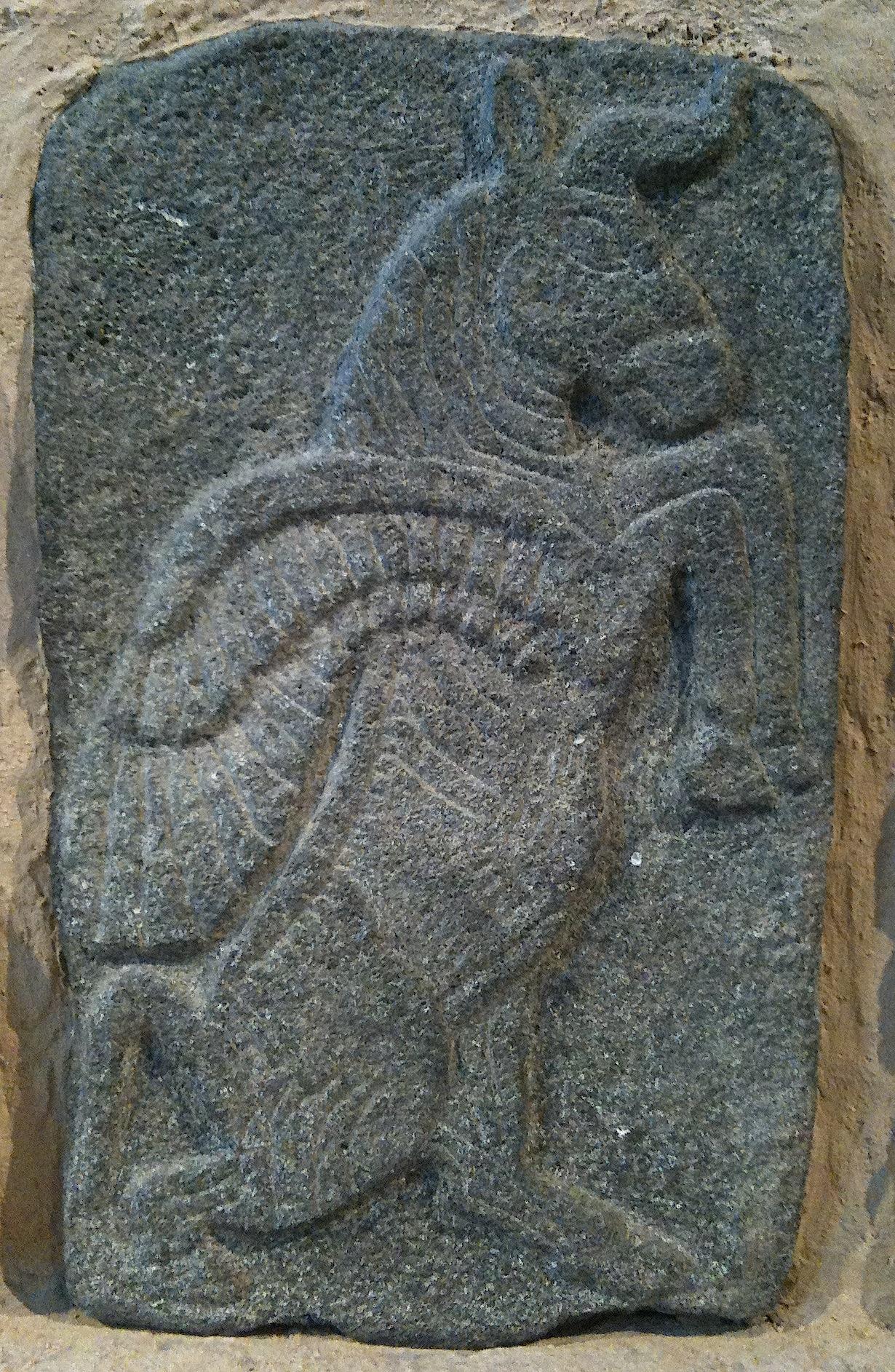 """Exposition """"Les dieux sauvés de Tell Halaf"""". Pergamonmuseum Berlin. Bas-reliefs"""