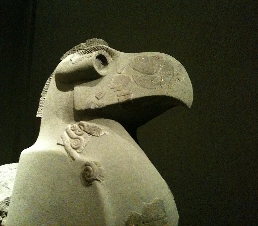 """Exposition """"Les dieux sauvés de Tell Halaf"""". Pergamonmuseum Berlin"""
