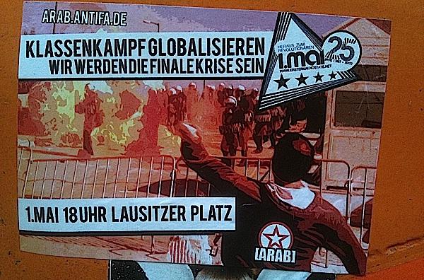 1er Mai 2012 Berlin