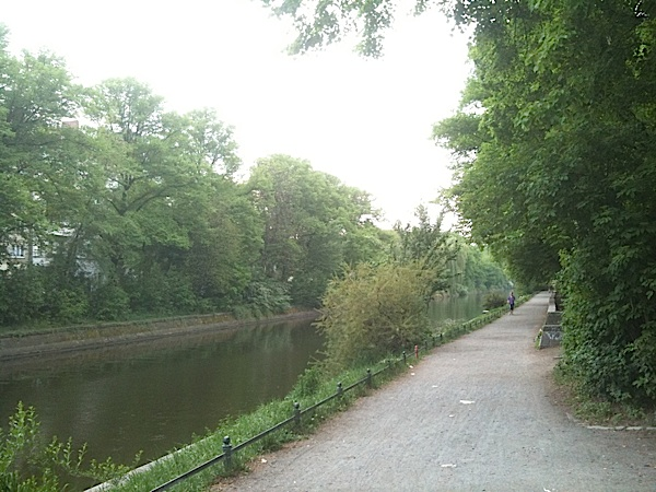 Dehors, Berlin
