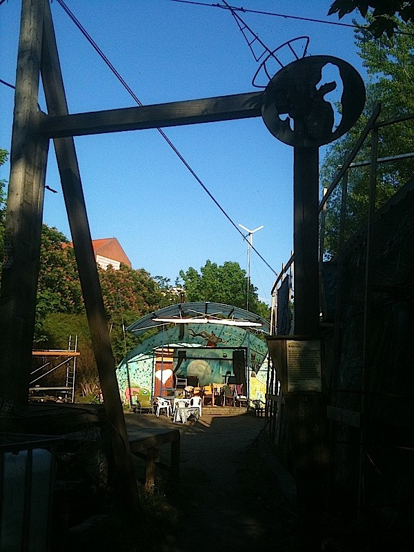 Wagendorf Lohmühle, Berlin