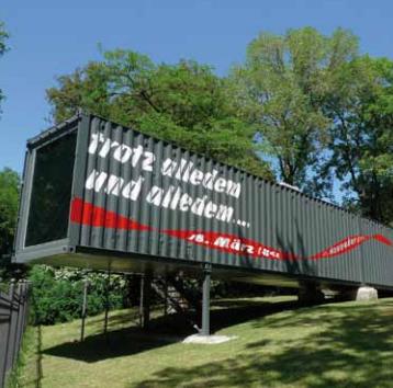 """1848 Exposition """"Trotz alledem und alledem"""", Berlin, 2012"""